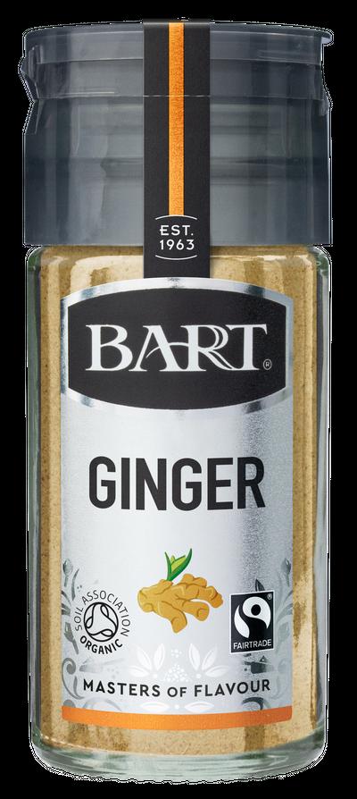Ginger  (Fairtrade Organic)