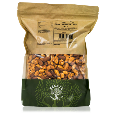 Rose Harissa Nut Mix