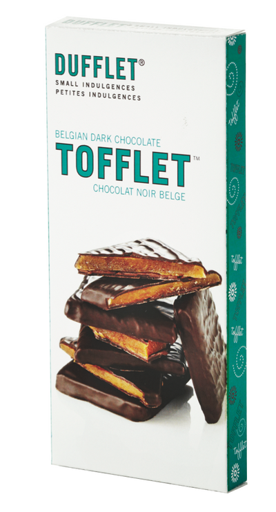 Tofflet: Belgian Dark Chocolate