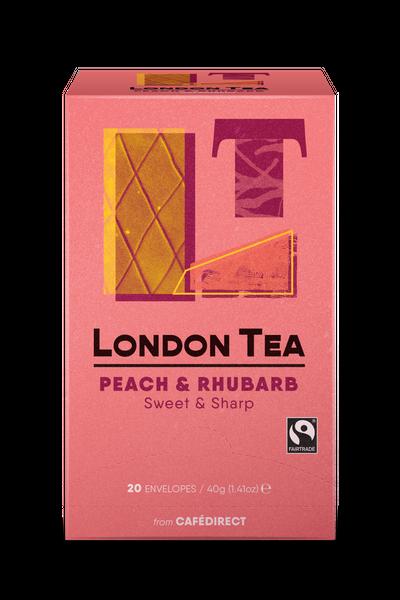 Peach & Rhubarb Tea