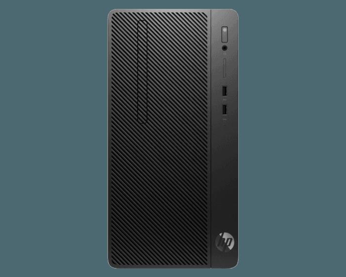 HP 280 Pro G5 MT [7TE04AV] (i3-9100/4 GB DDR4/500GB HDD/Win 10 Pro)