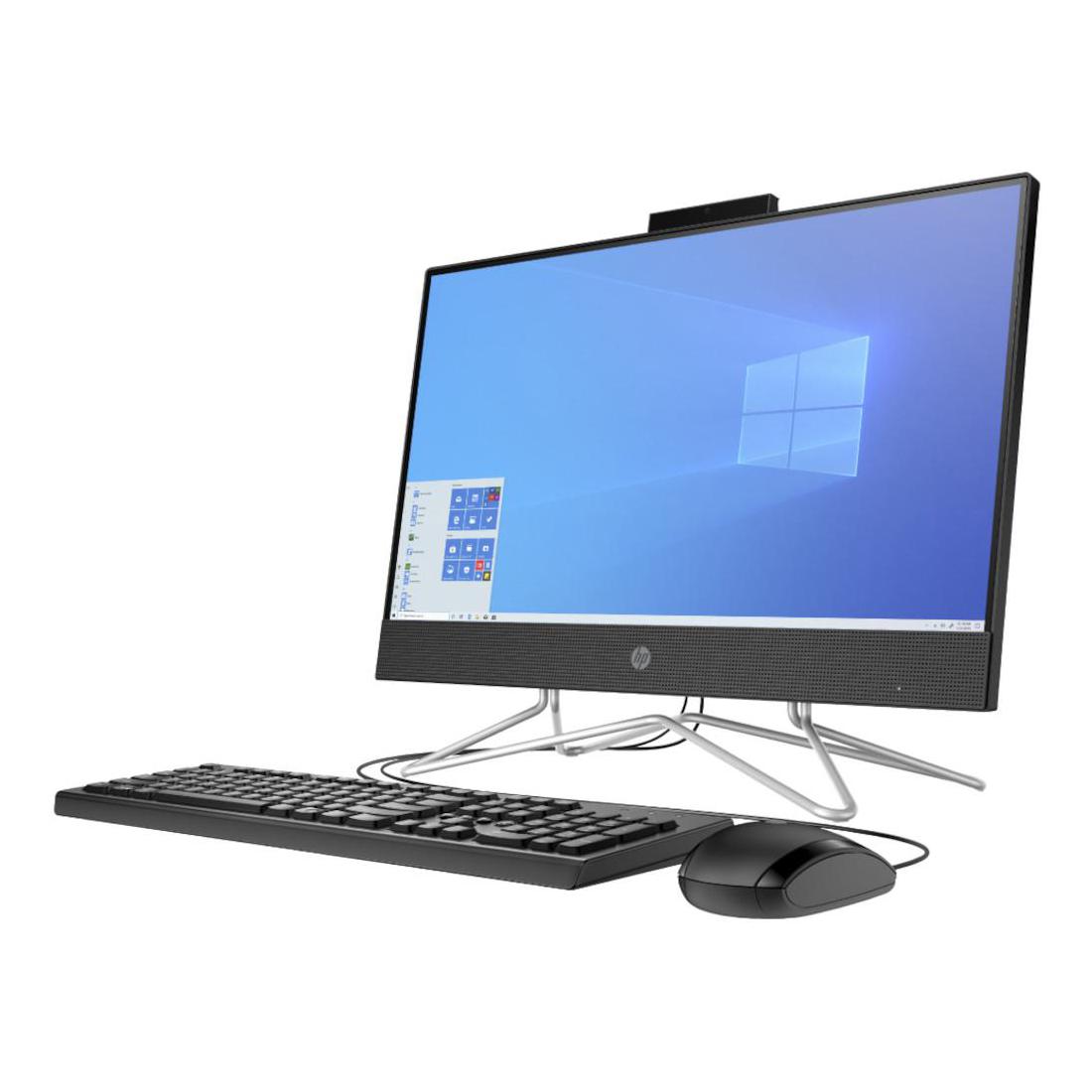 HP All In One 22-DD0117D [140J5AA] (I3-1005G1/4 GB DDR4/1 TB SATA/WIN 10 HOME 64 Bit)