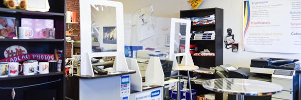 Ouverture Imminente ! Imprimerie, centre de photocopies situé à Blagnac proche du tramway. NOUVEAUTÉ : Cabine photo d'identité agréées.  Impression de tous fichiers à partir de clé ...