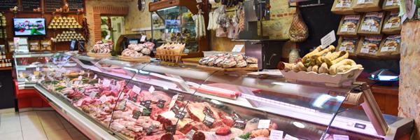 Vous avez envie de déguster une viande française de qualité, venez chez votre boucher à Blagnac.  Notre équipe, vous proposent tout au long de l'année des viandes rouges et blanches tout en vous ...