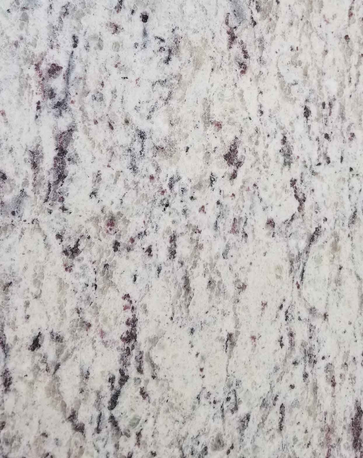 Ornamental White Granite Level 1 available at East Coast Granite of Charlotte