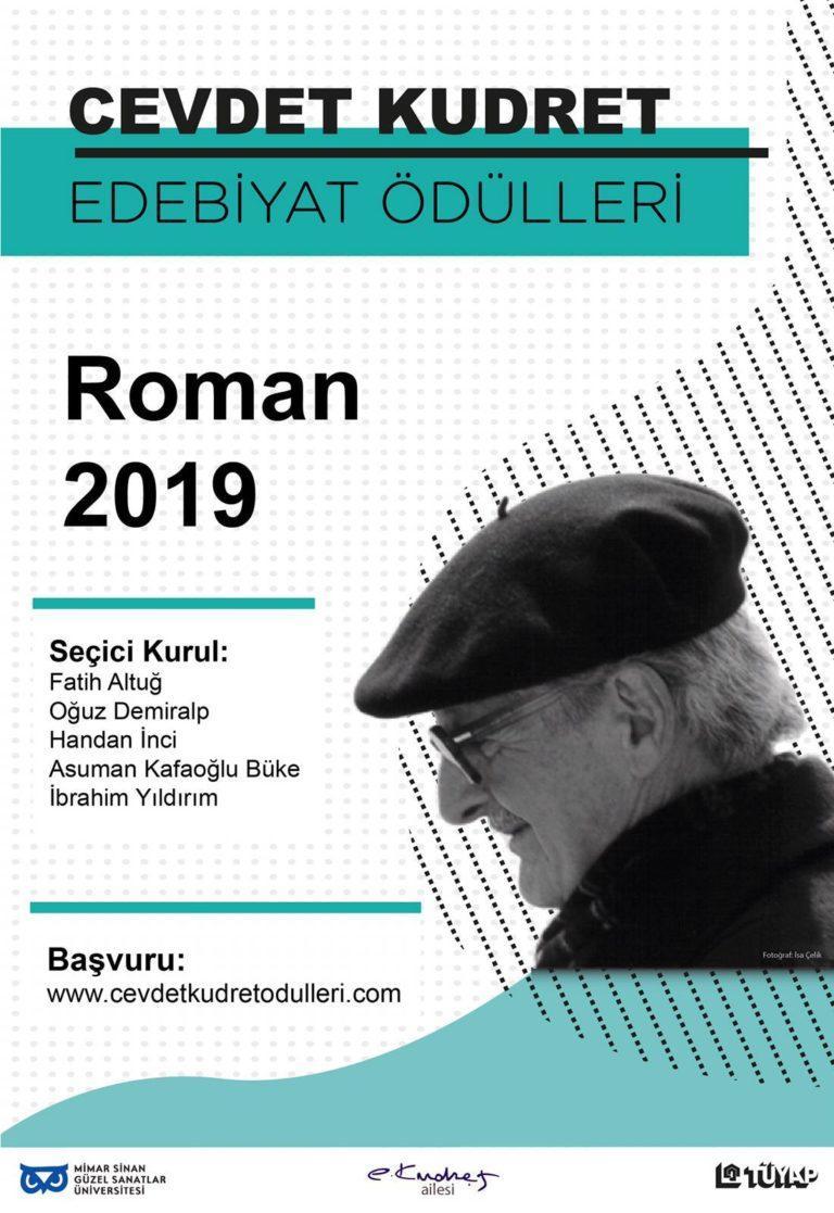 Cevdet Kudret Edebiyat Ödülü