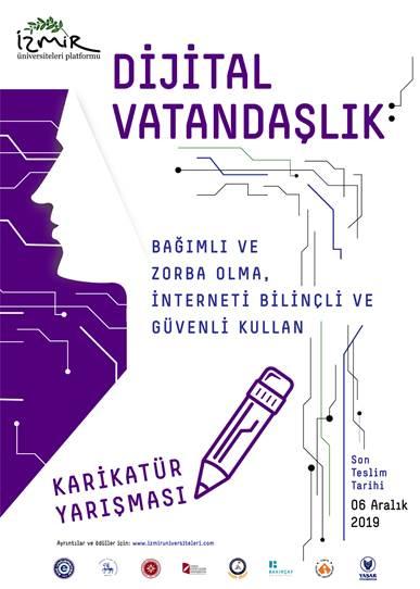 Dijital Vatandaşlık Karikatür Yarışması