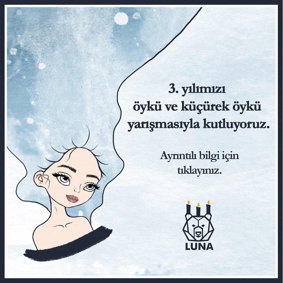 Luna Yayınları Öykü ve Küçürek Öykü Yarışması