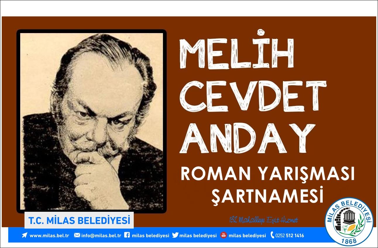 Melih Cevdet Anday Roman Yarışması