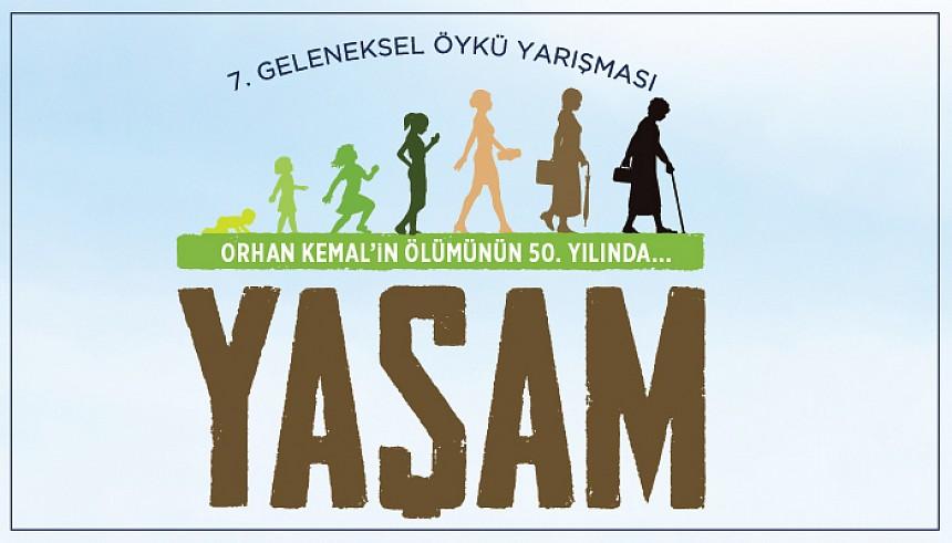 7. Geleneksel Orhan Kemal Öykü Yarışması