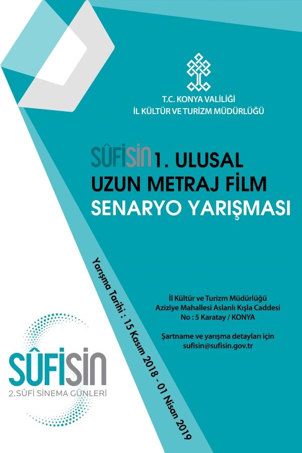 Sufisin Uzun Metraj Sinema Filmi Senaryo Yarışması