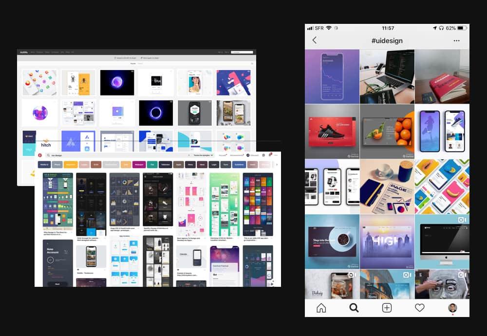 Design resource for inspiration