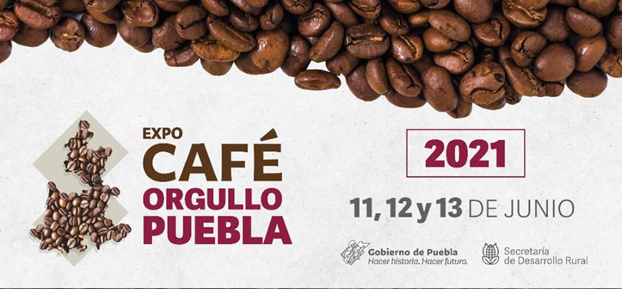 Anuncian Expo Café Orgullo Puebla