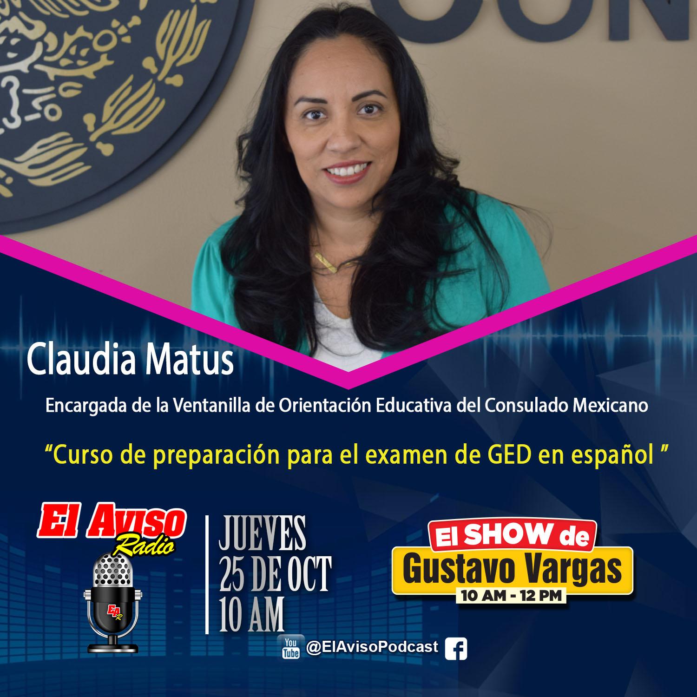 Claudia Delgado- Matus