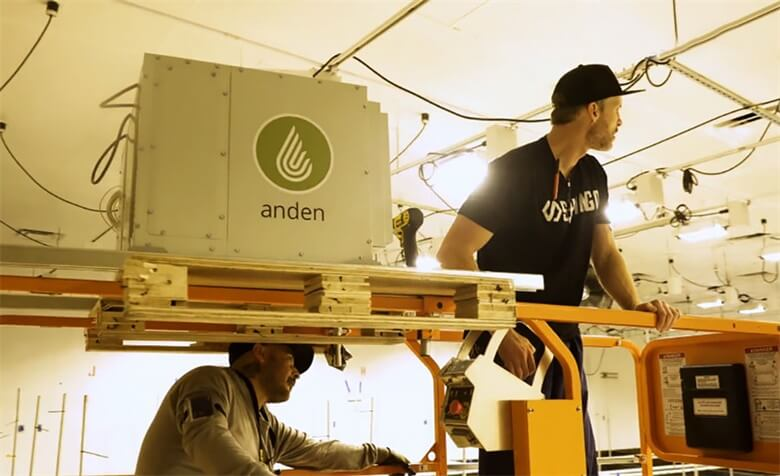 anden-teams-with-shango-premium-cannabis-for-clima