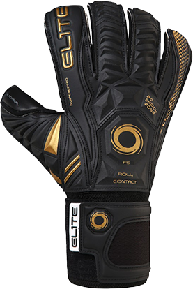 Black Real Glove