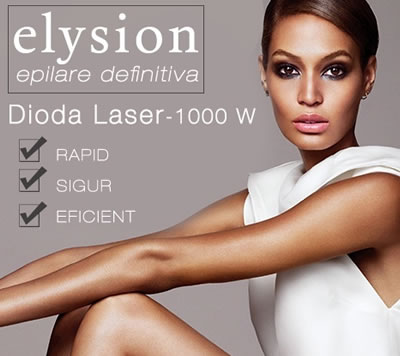 Epilare Definitiva Elysion Pro Drobeta Turnu Severin