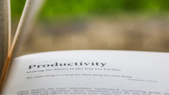 The 10 best productivity hacks