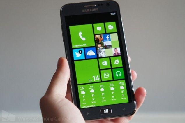 هاتف سامسونج بنظام الويندوزفون 8.1 يحمل مزايا جديدة في الكاميرا