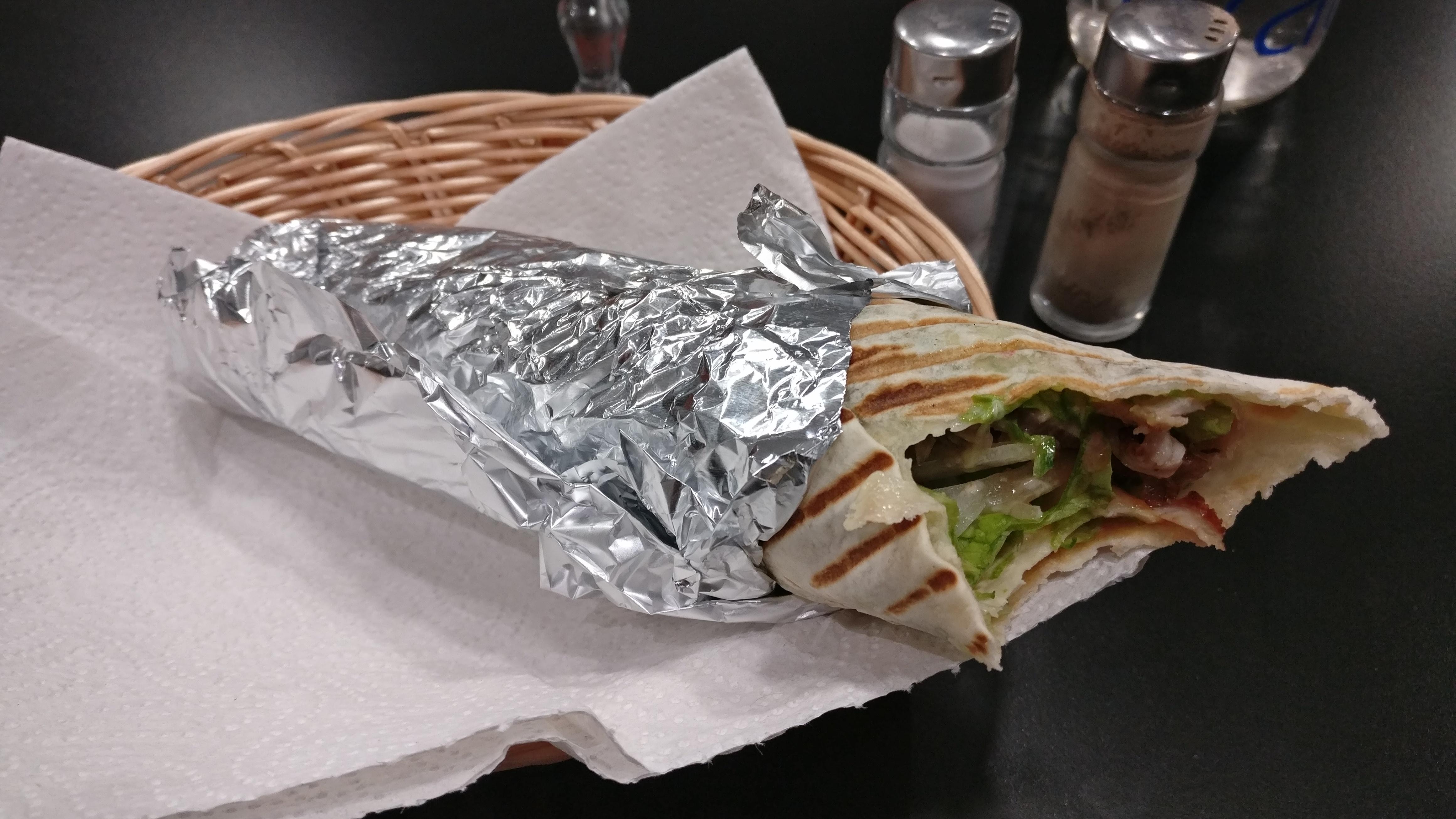 Photo du produit Galette kebab