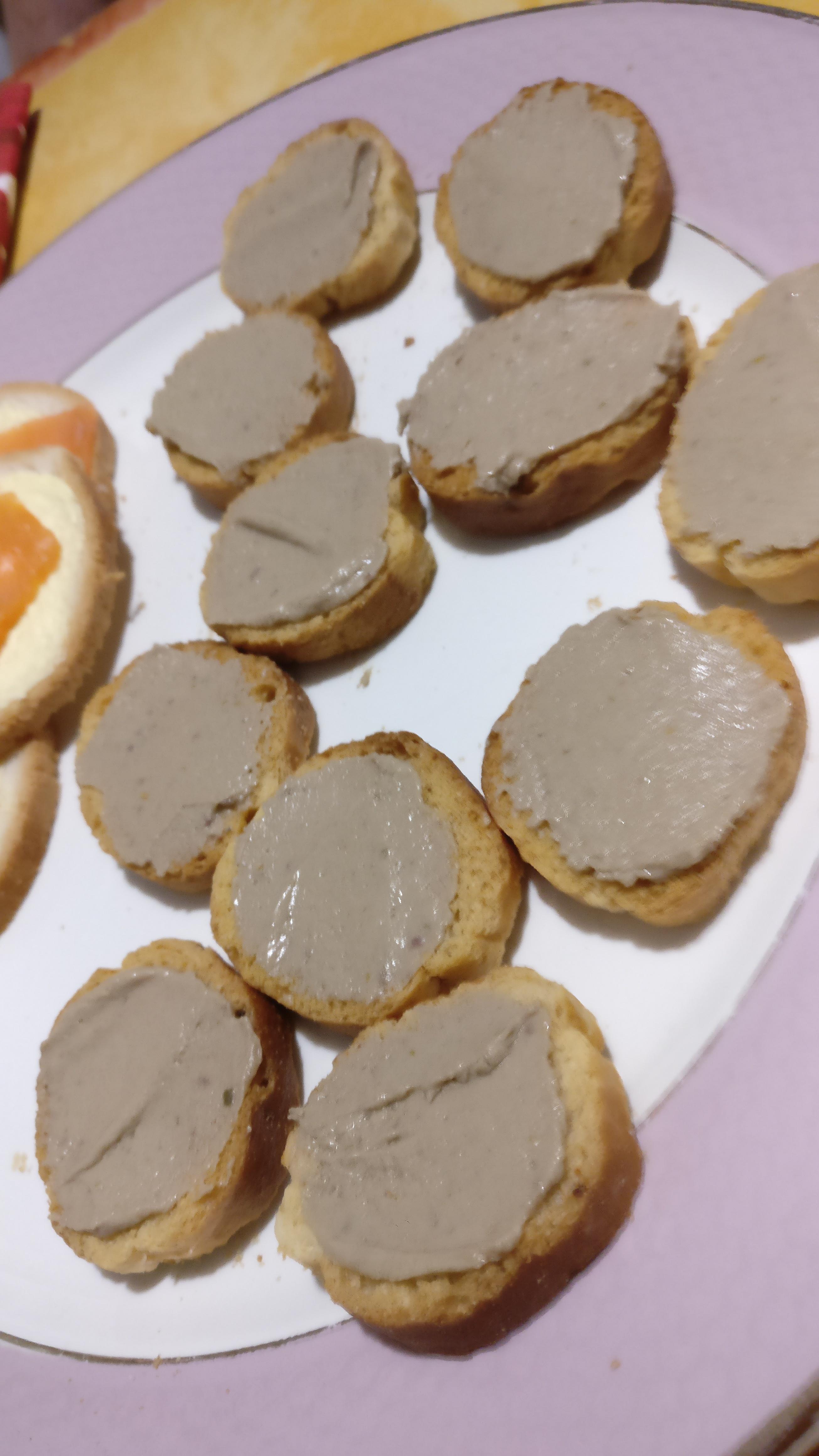 Photo du produit Toast aux anchoïade prise par Benbb96