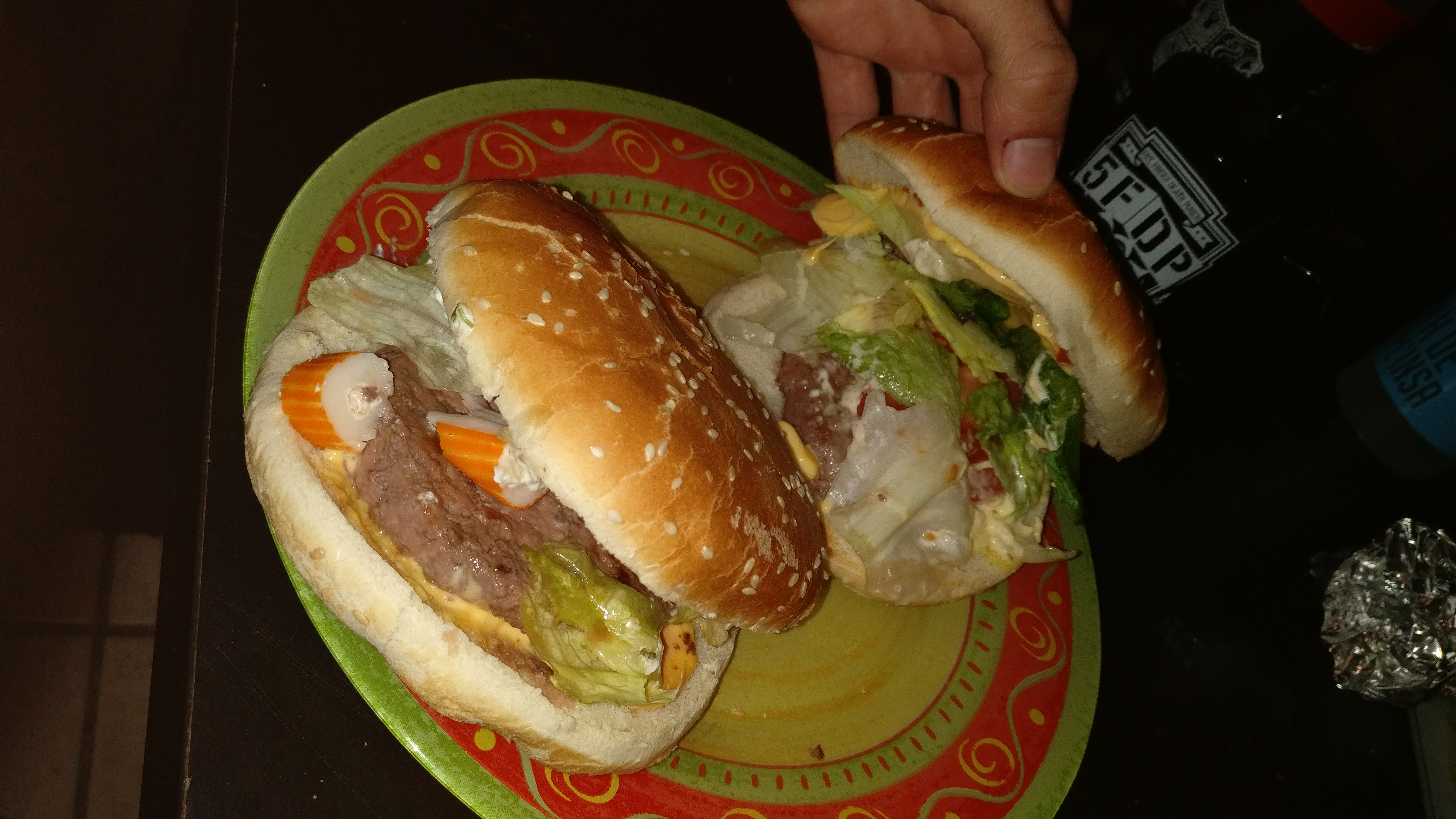 Photo du produit Burger Maison