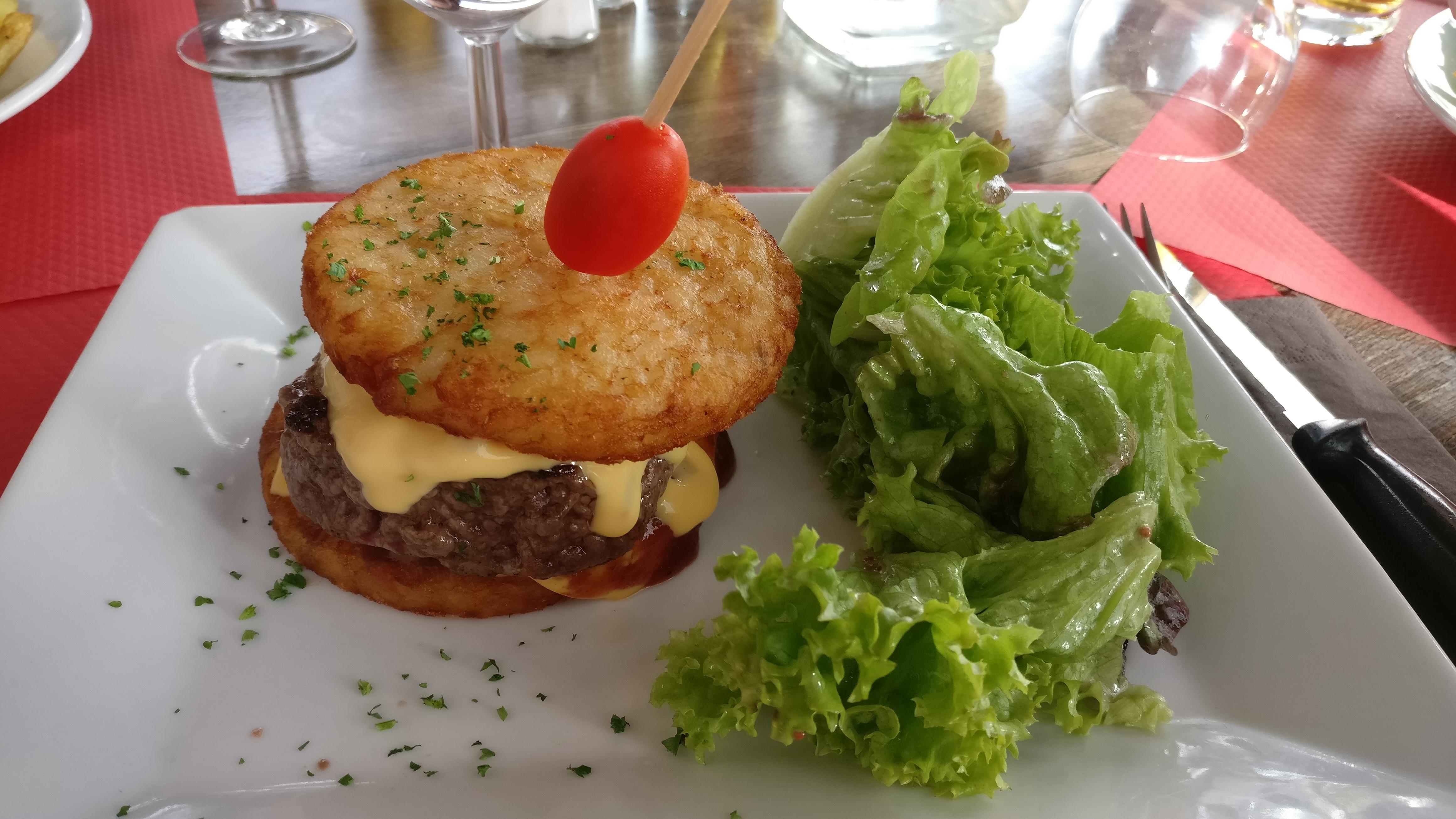 Photo du produit Le Burger du Mélise