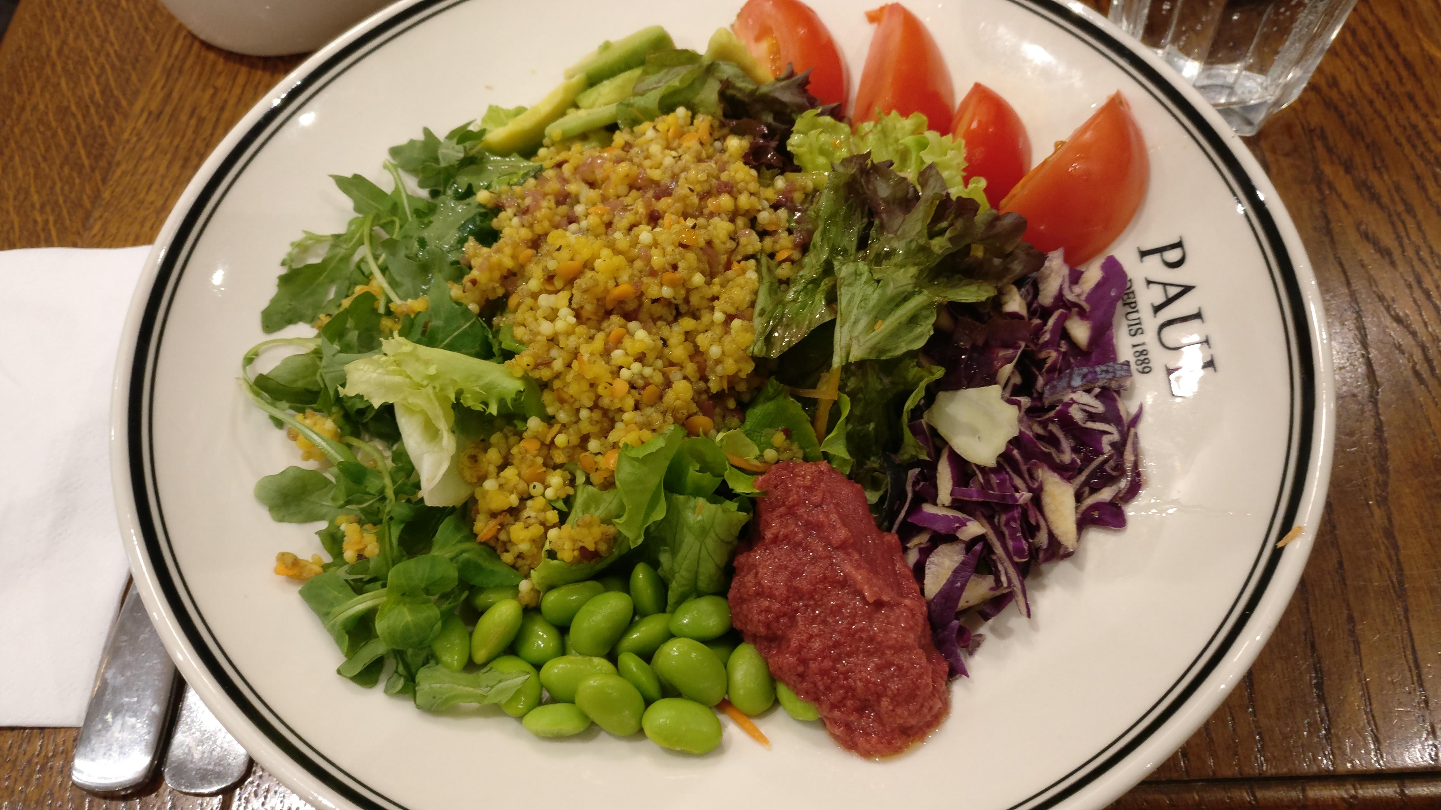 Photo du produit Salade maraîchère
