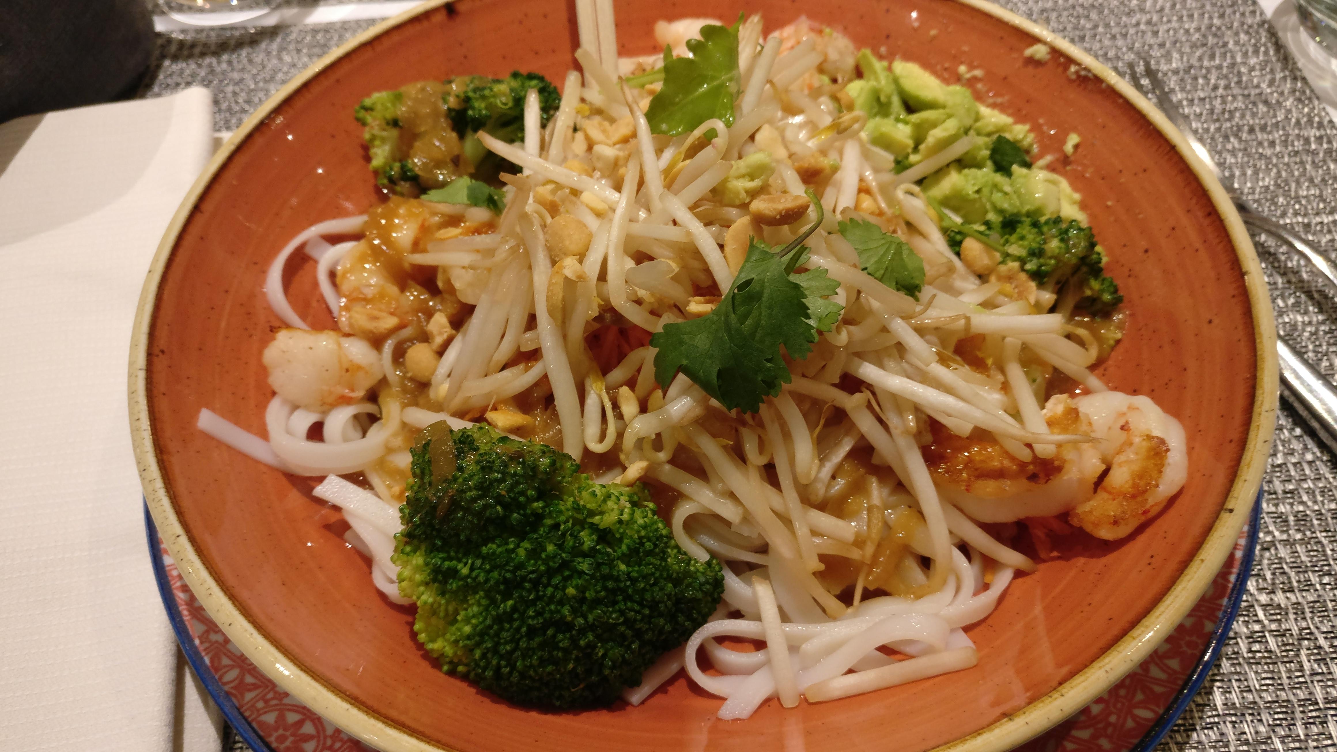 Photo du produit Pas thaï aux crevettes sauvages