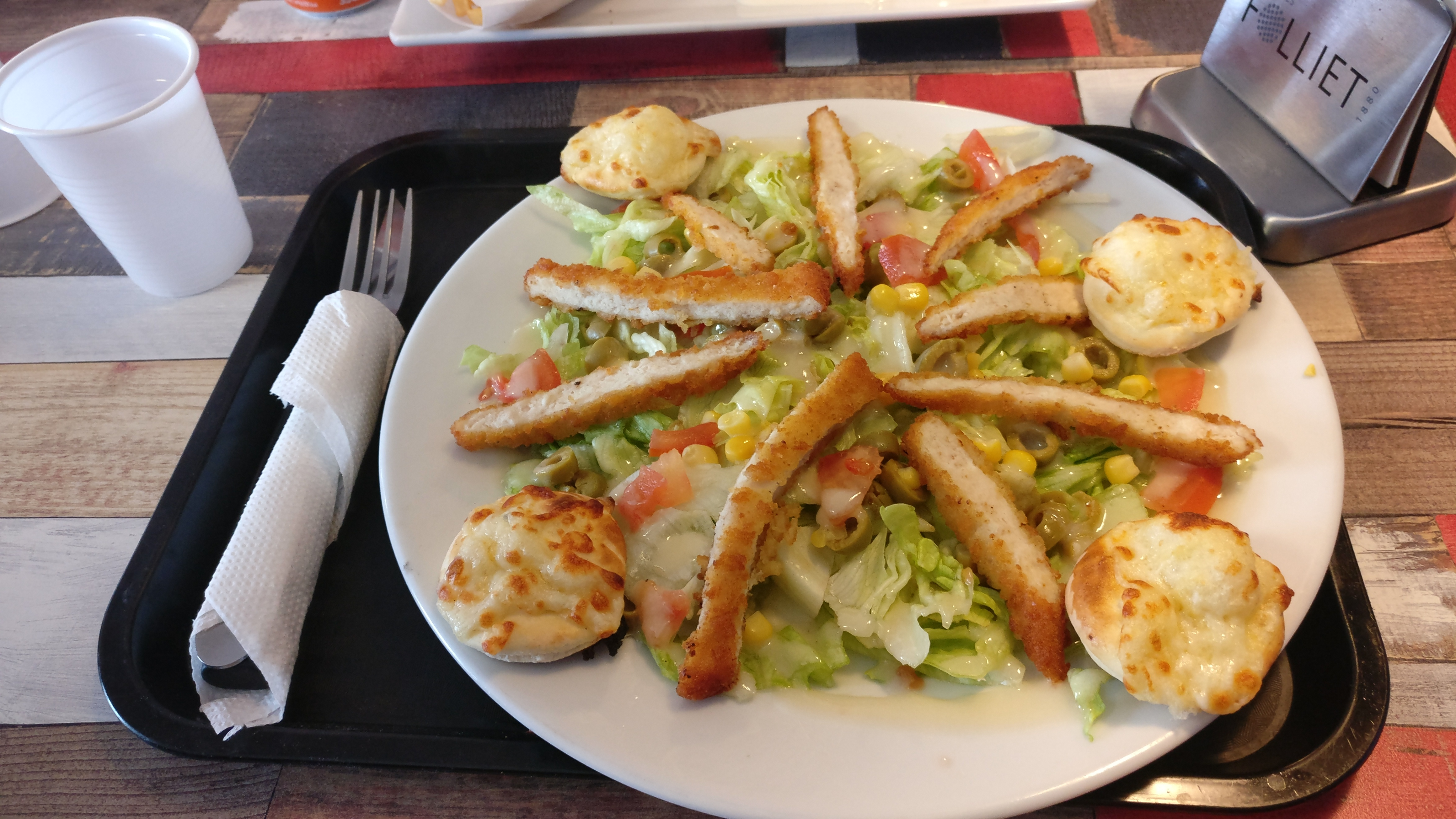 Photo du produit Salade Caesar