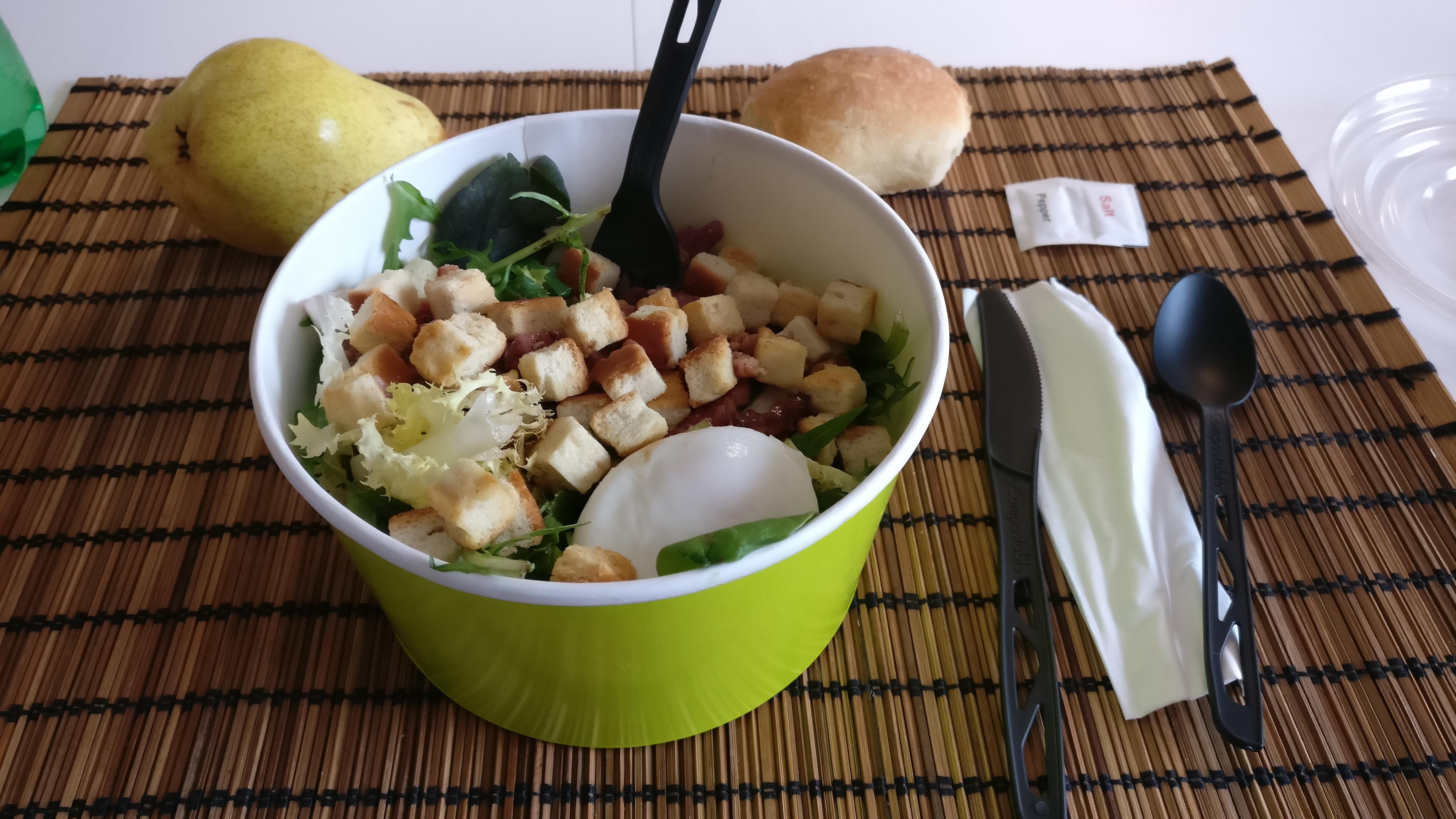 Photo du produit Salade Lyonnaise