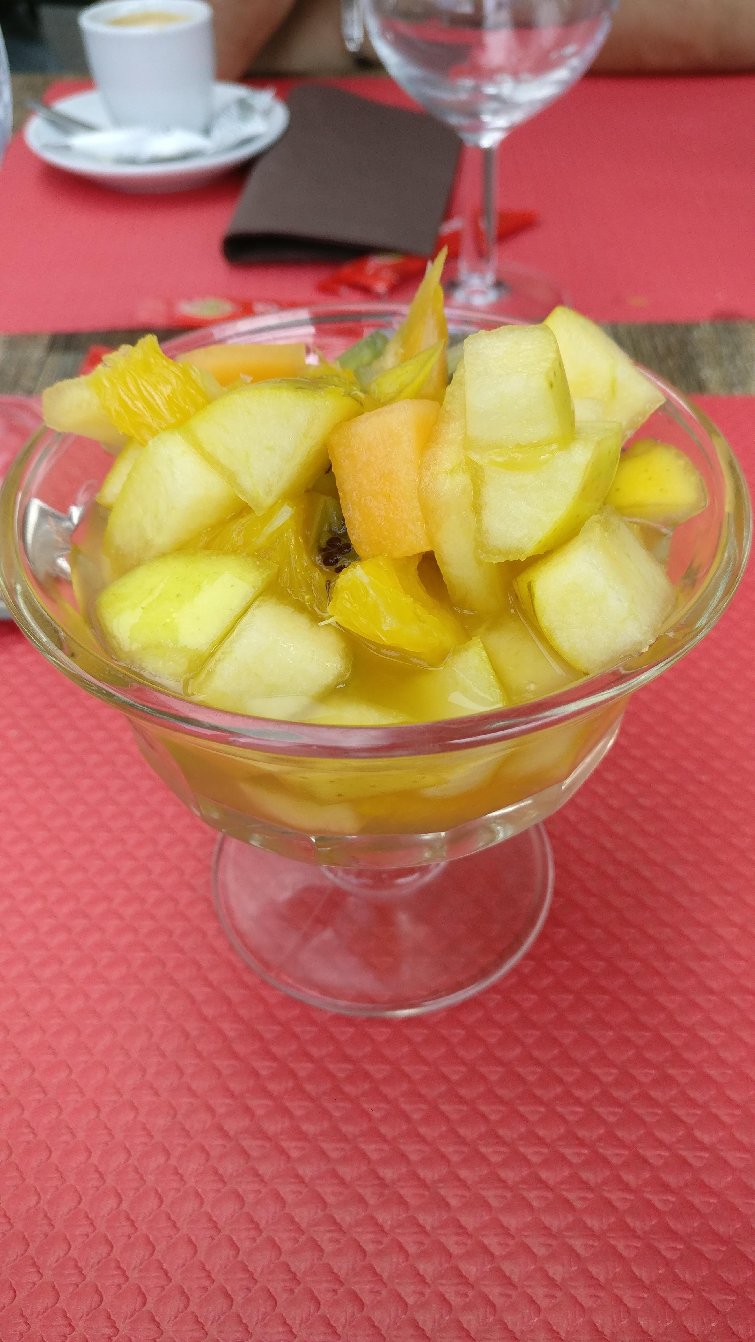 Photo du produit Salade de fruit