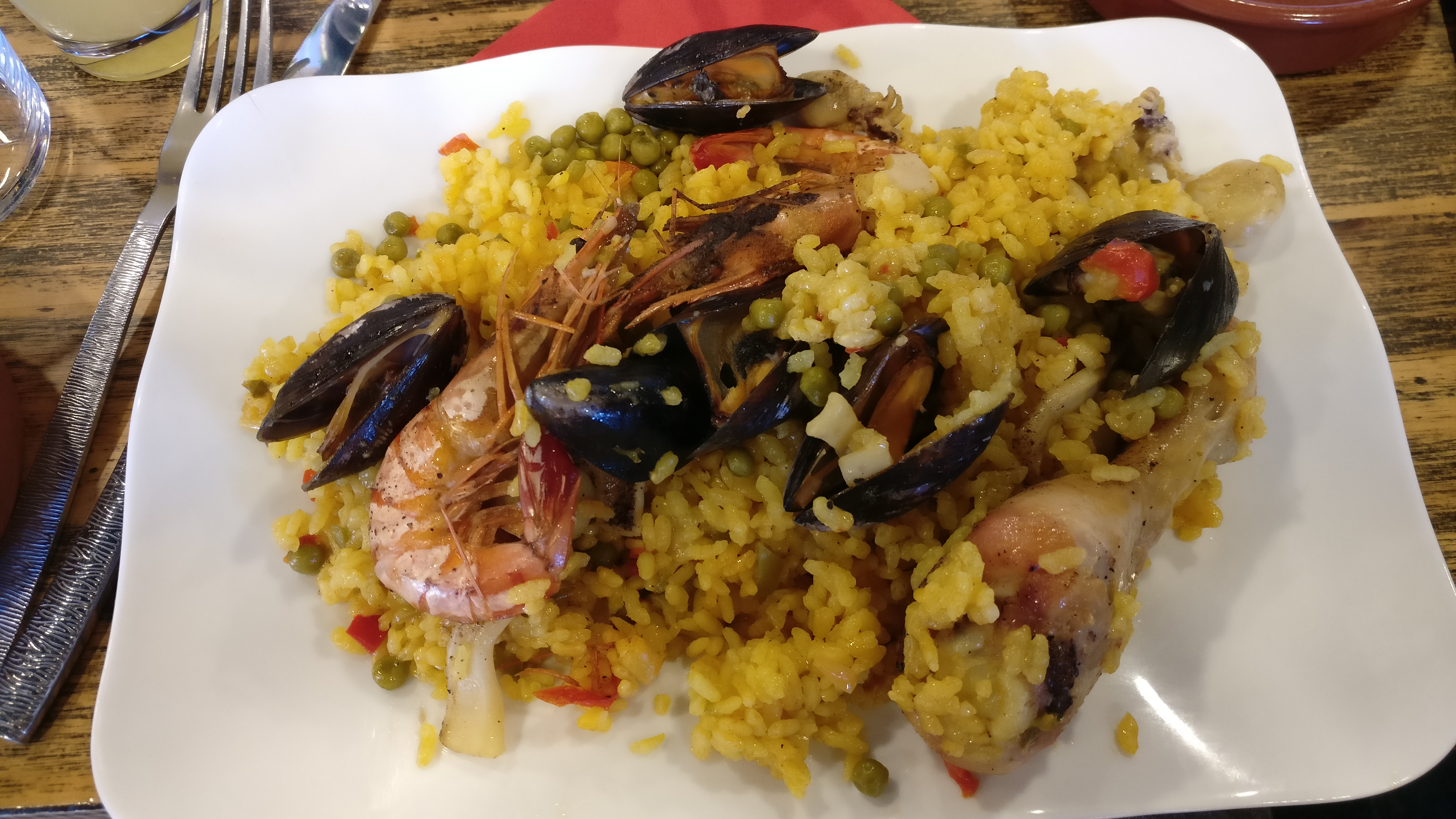 Photo du produit Paella