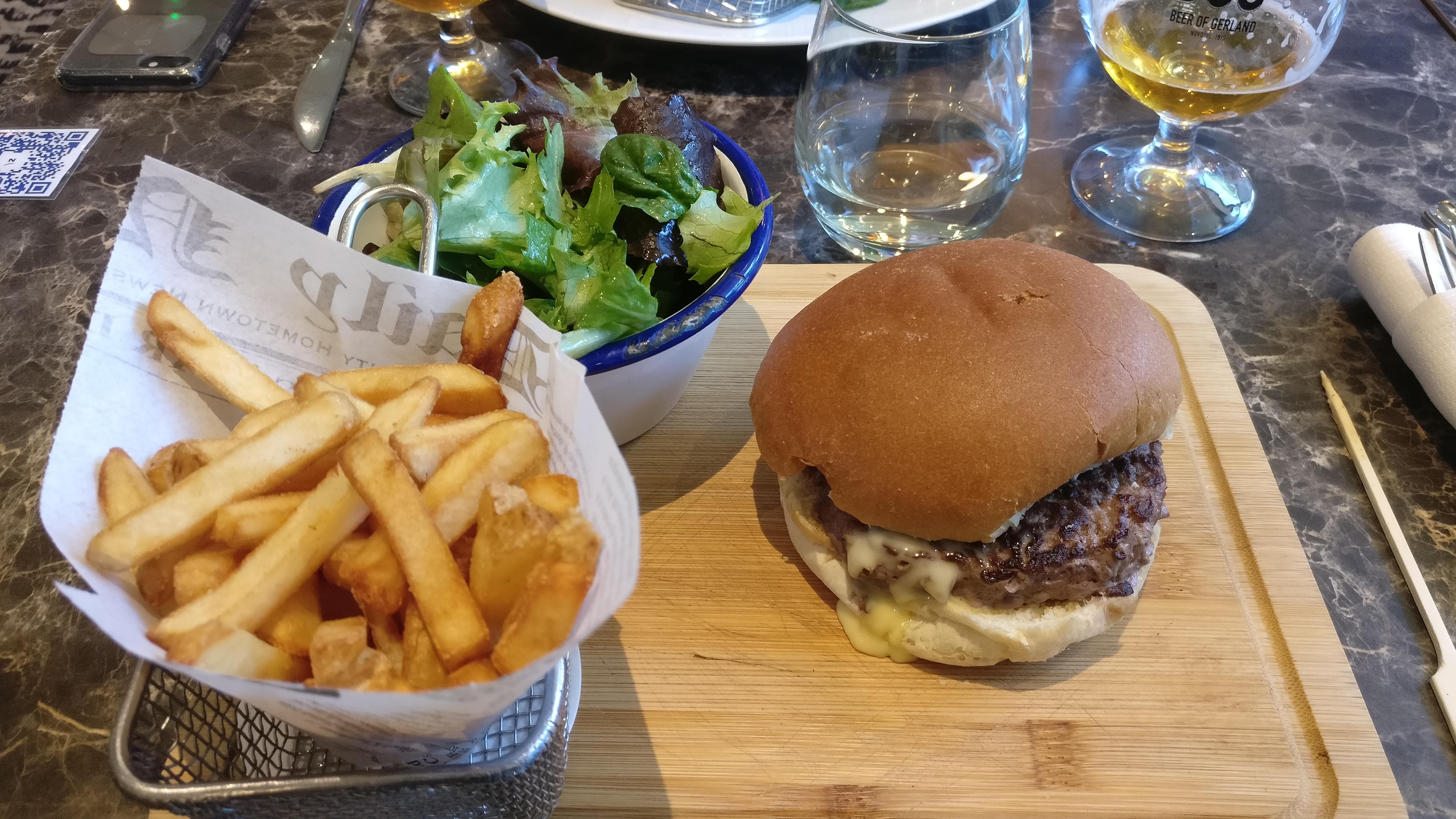 Photo du produit Burger St Marcellin [Hôtel - Ibis Hôtel] prise par Benbb96