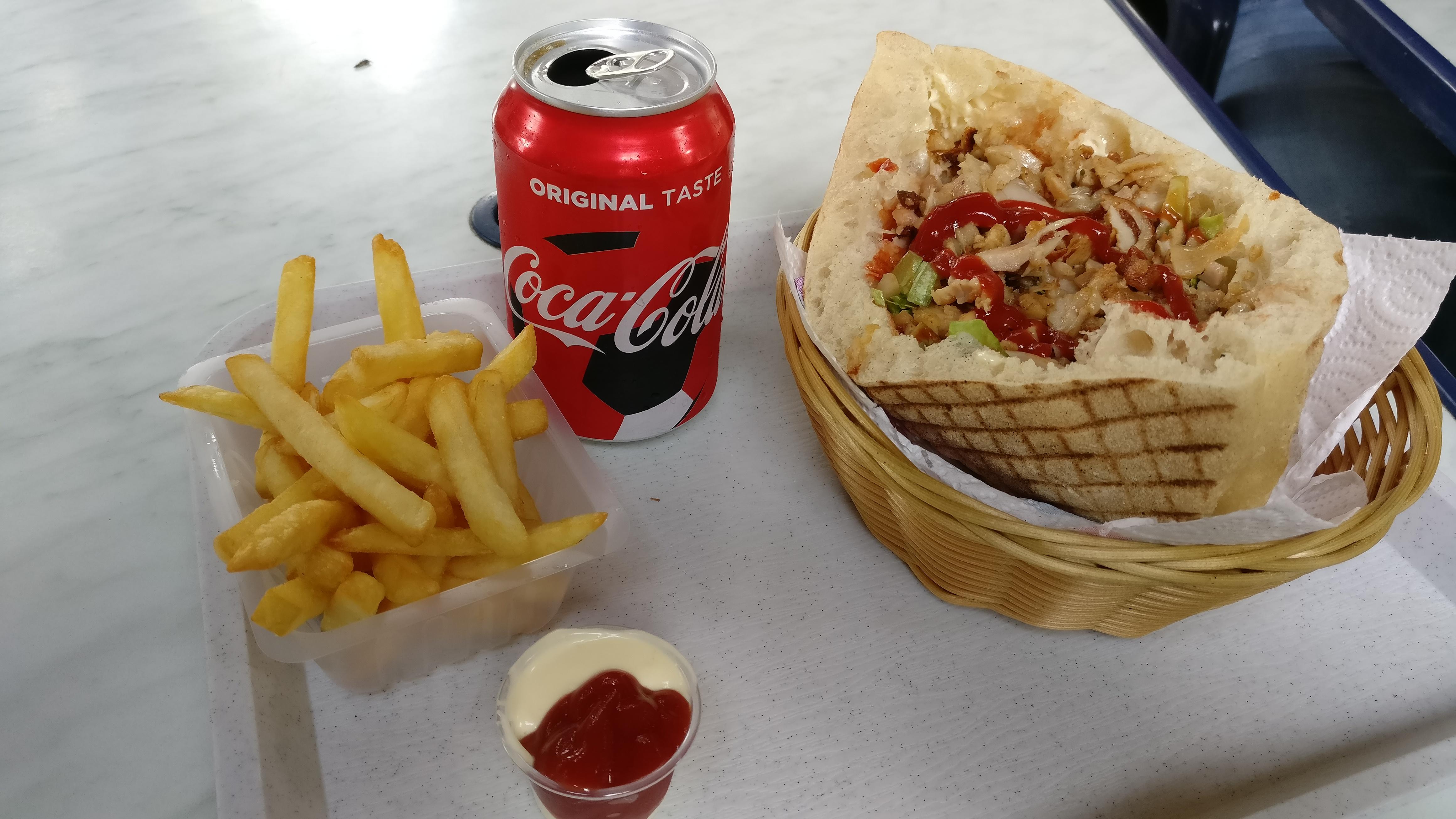 Photo du produit Menu Kebab
