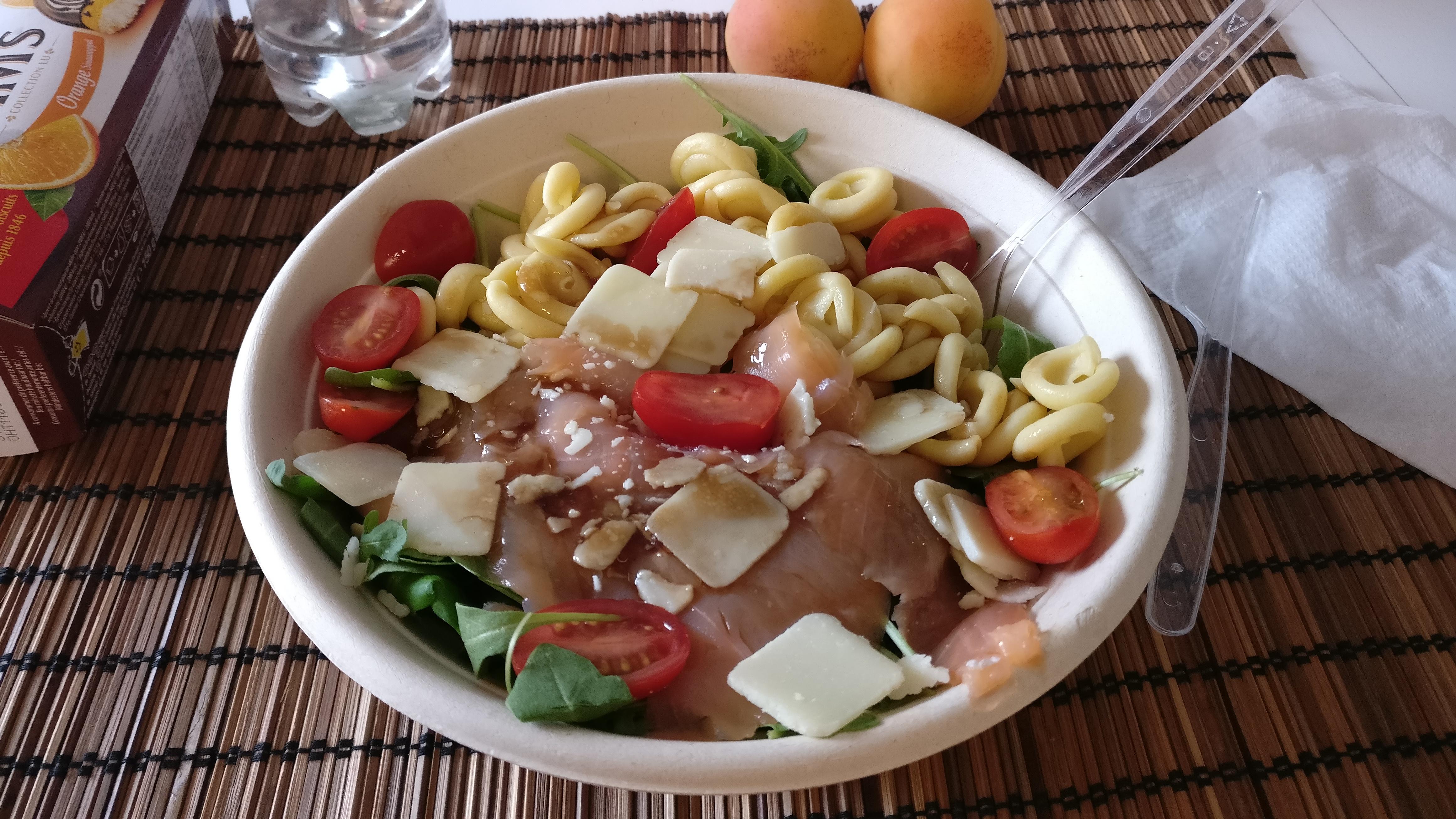 Photo du produit Salade saumon