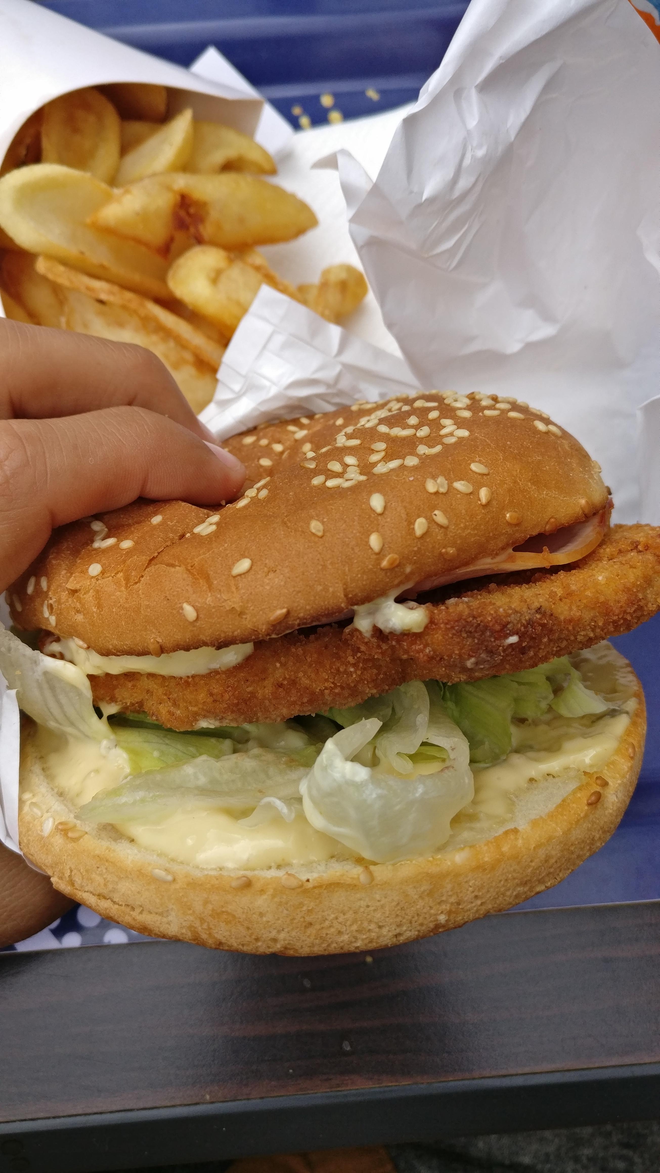 Photo du produit Burger Chicken Bacon