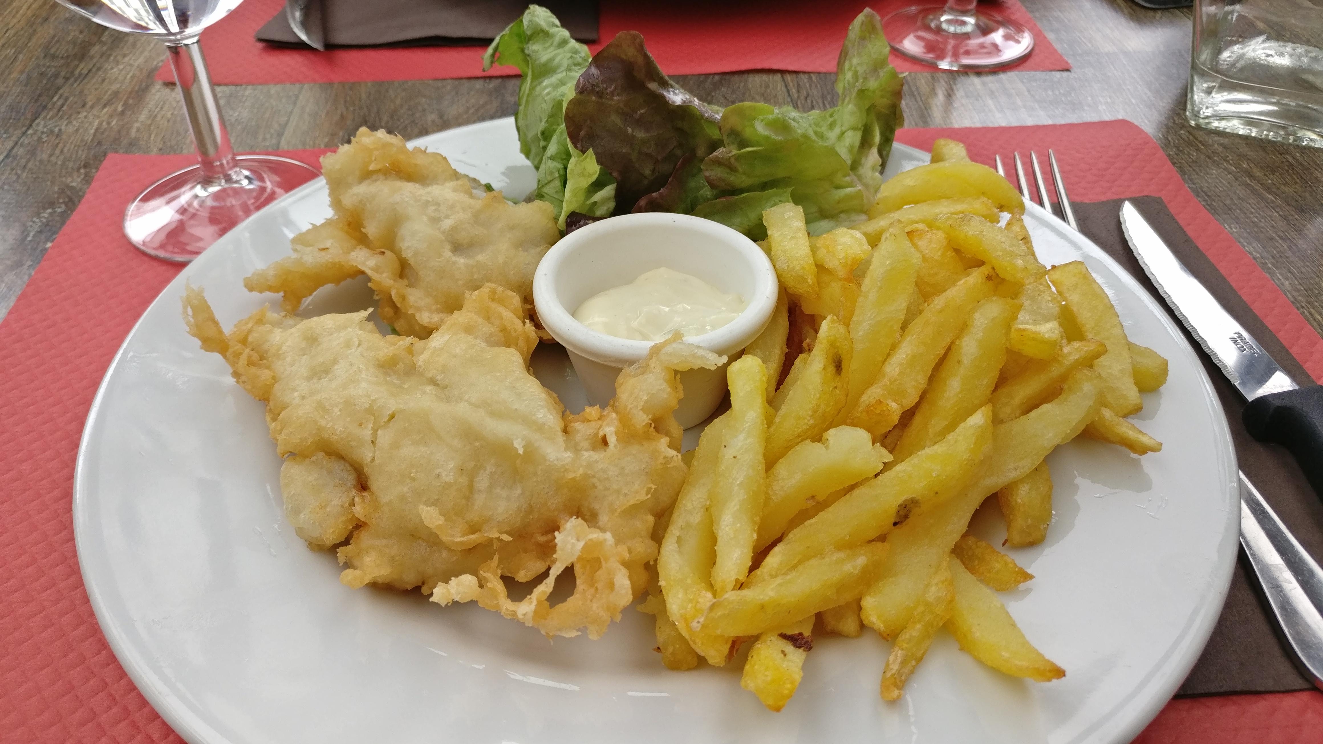 Photo du produit Fish & Chips