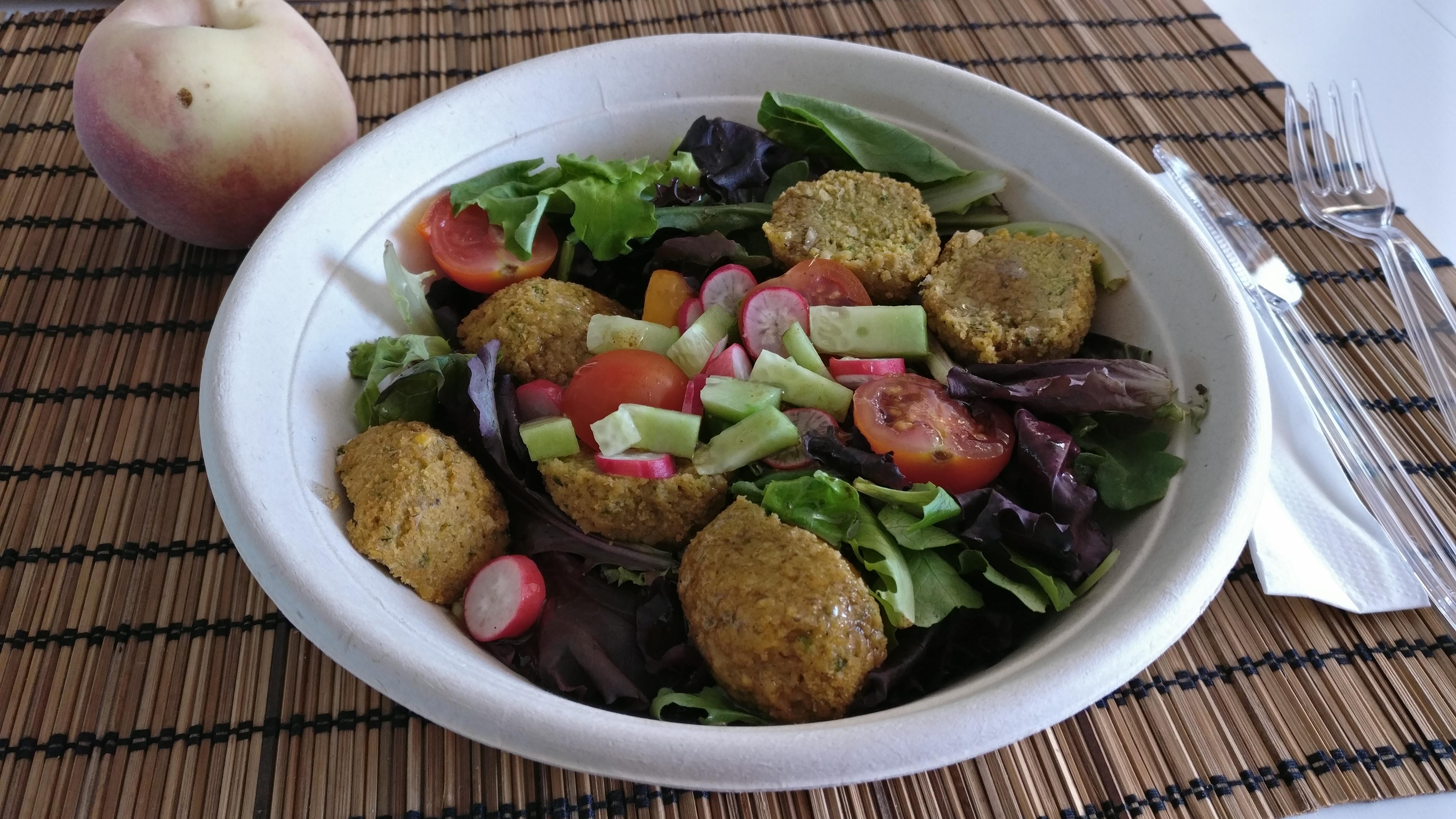 Photo du produit Salade Falafel