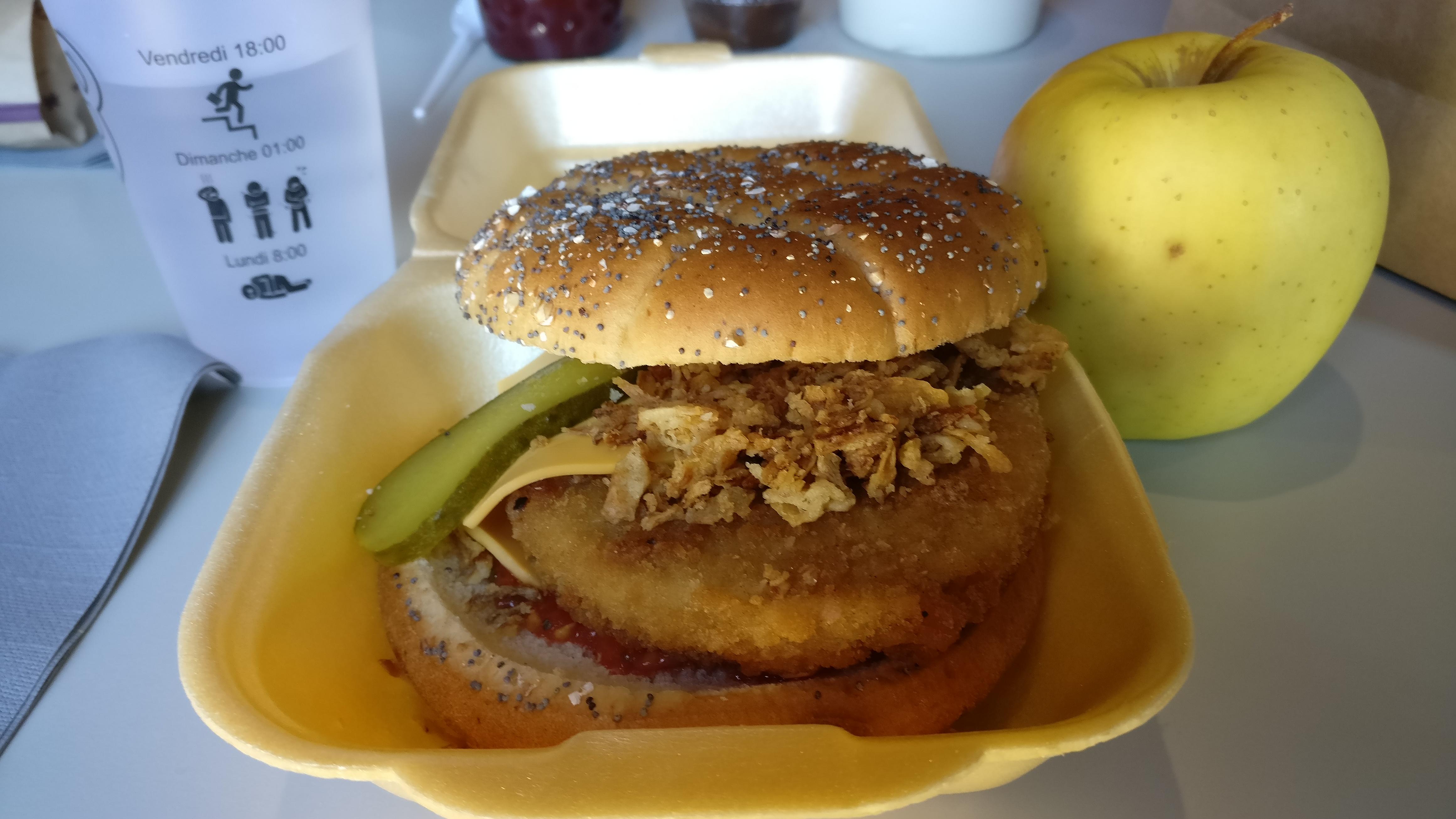Photo du produit Burger Poulet