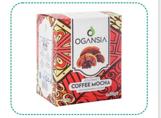 COFFEE MOCHA Kahve, reishi mantarı ekstresi ve sütsüz kremaya mutluluk veren, yüze gülümseme getiren çikolata eklenerek benzersiz bir lezzete dönüştü...