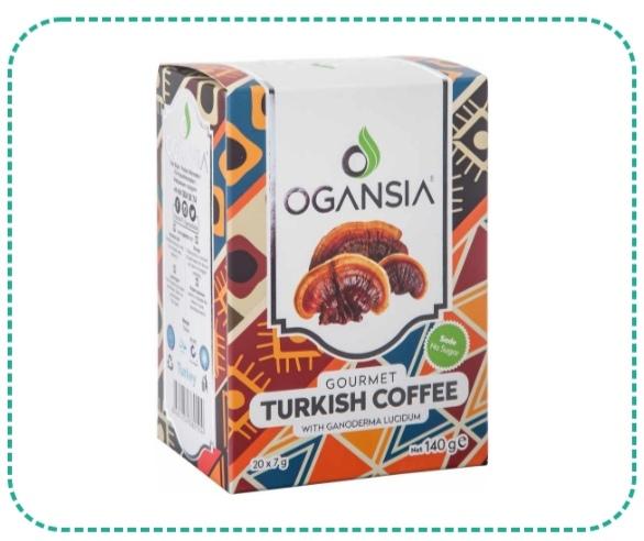 TURKISH COFFEE SADE Saray mutfaklarından bugüne gelen; reishi mantarı ekstresi ile birleştirilmiş ve 40 yıllık dostluklar kuracağınız, enfes içimli geleneksel bir lezzet..