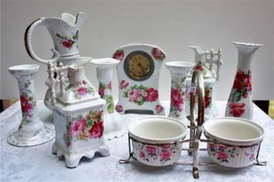 Набор керамических предметов Англия в наличии