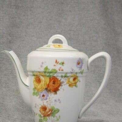 Чайник в стиле Эклектика Бельгия, середина 20 века