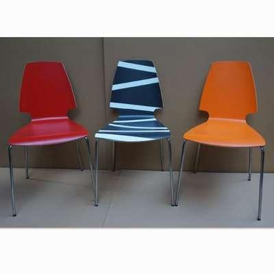 Набор из трех стульев. в стиле Винтаж, Бельгия, середина 20 века