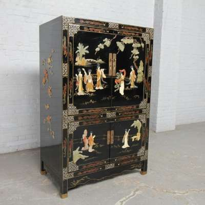 Комод в стиле Шинуазри под заказ, Китай, середина 20 века