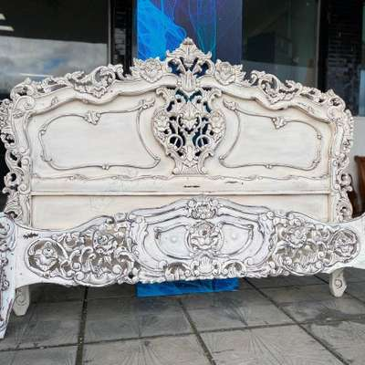 Кровать в стиле Барокко, Голландия, начало 21 века