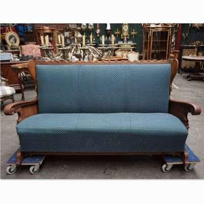 Бретонский диван. в стиле Бретонский, Франция, начало 20 века