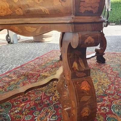 Стол в стиле Рококо Людовик XV Италия, конец 19 века