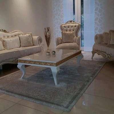 Комплект мягкой мебели в стиле Барокко под заказ, Италия, конец 20 века